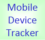 mobile tracker button